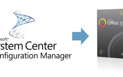 Configuring SoftMaker Office Professional 2021 with administrative templates using SCCM / MECM